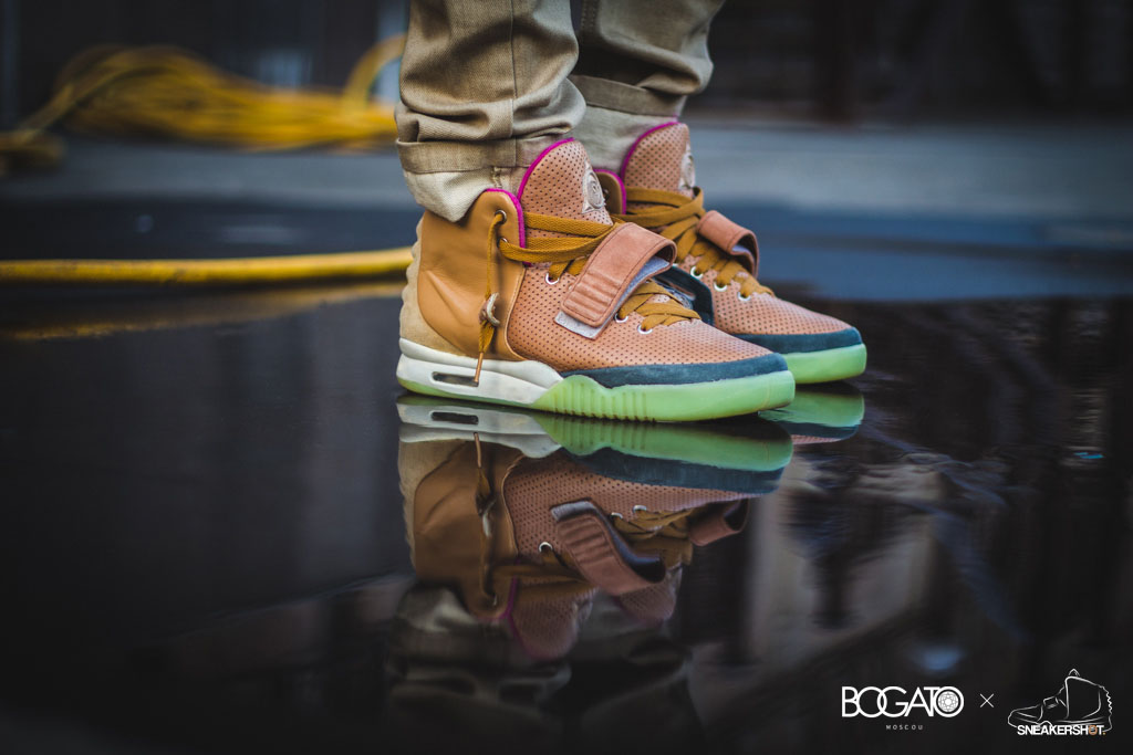 Nike Air Yeezy 2 'Net' by Maggi (6)