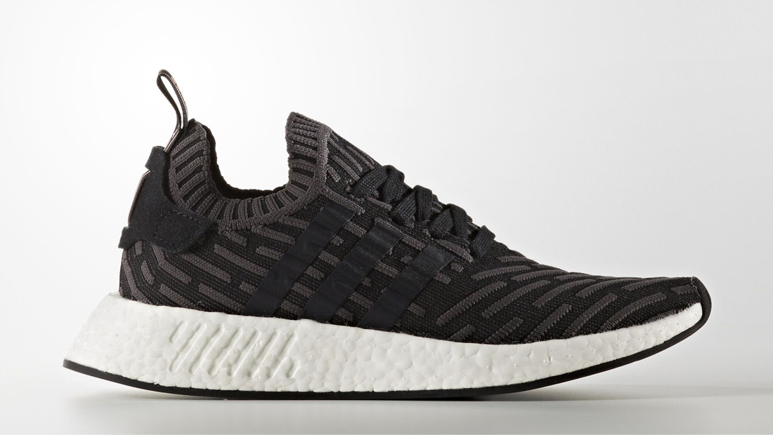 adidas NMD_R2 Black Pink Sole Collector Release Date Roundup