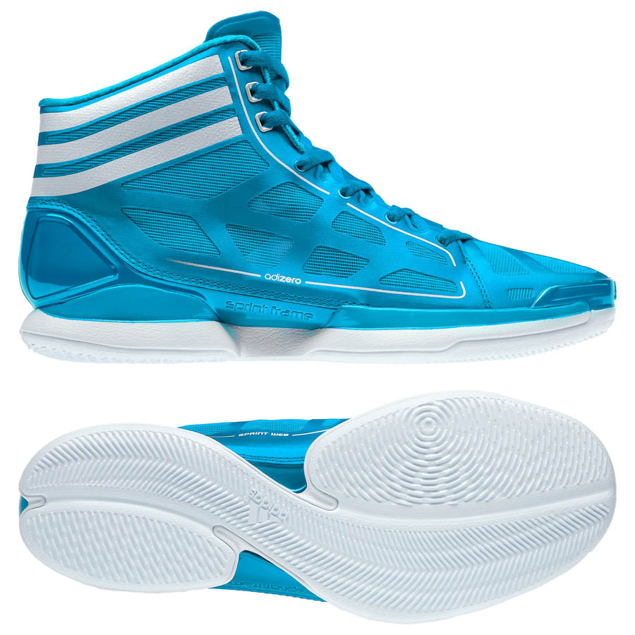 Best of 2011: adidas - adiZero Crazy Light Sharp Blue