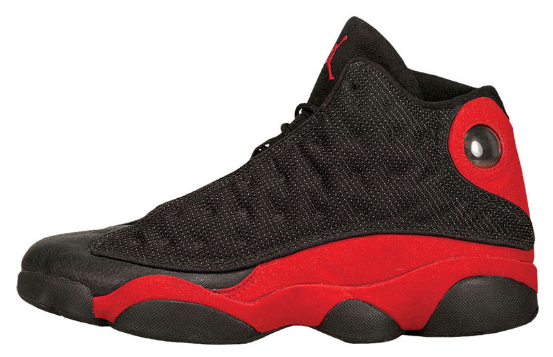 Best Air Jordan of 1998: Air Jordan 13 Bred