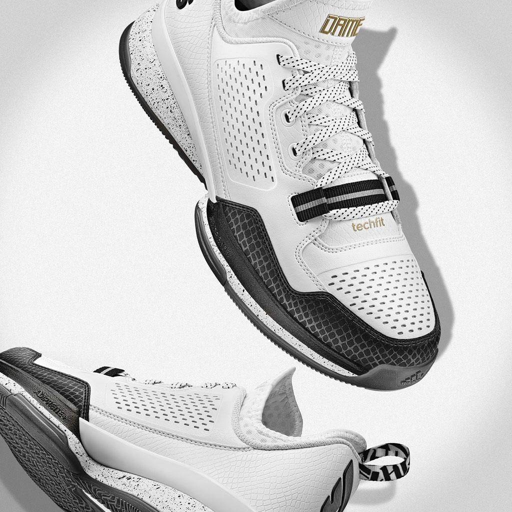 new concept f4dc8 a5d4d adidas D Lillard 1 All-Star S85167 (6)