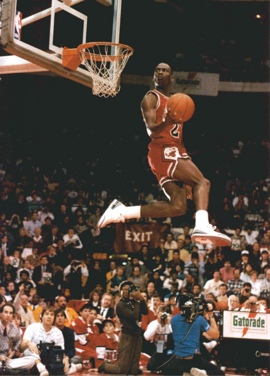 "Sneaker Watch: Michael Jordan Wearing The ""Cement"" Air ..."