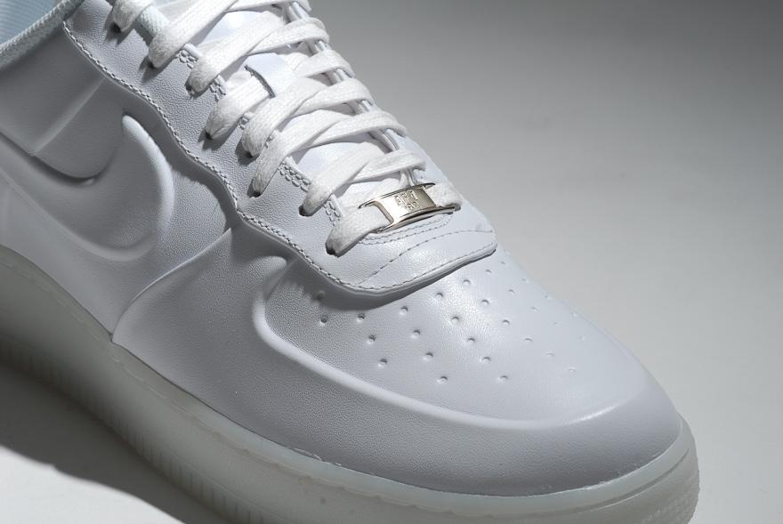 Nike Air Force 1 Low VT PRM QK White New Images