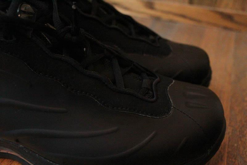 wholesale dealer 414c5 7b1b5 Nike Total Air Foamposite Max Duncan Black 472498-010 2