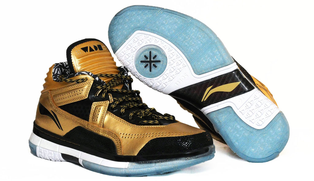 "Li-Ning Way of Wade Encore ""Gold Rush"" Launch At Sole Fly (5)"