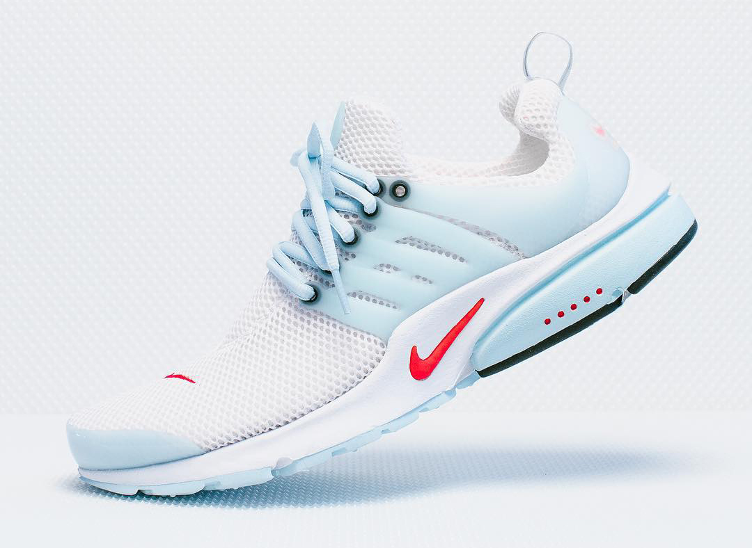 sale retailer 304ab 879ff where can i buy nike air presto sky blue red 12399 8b452