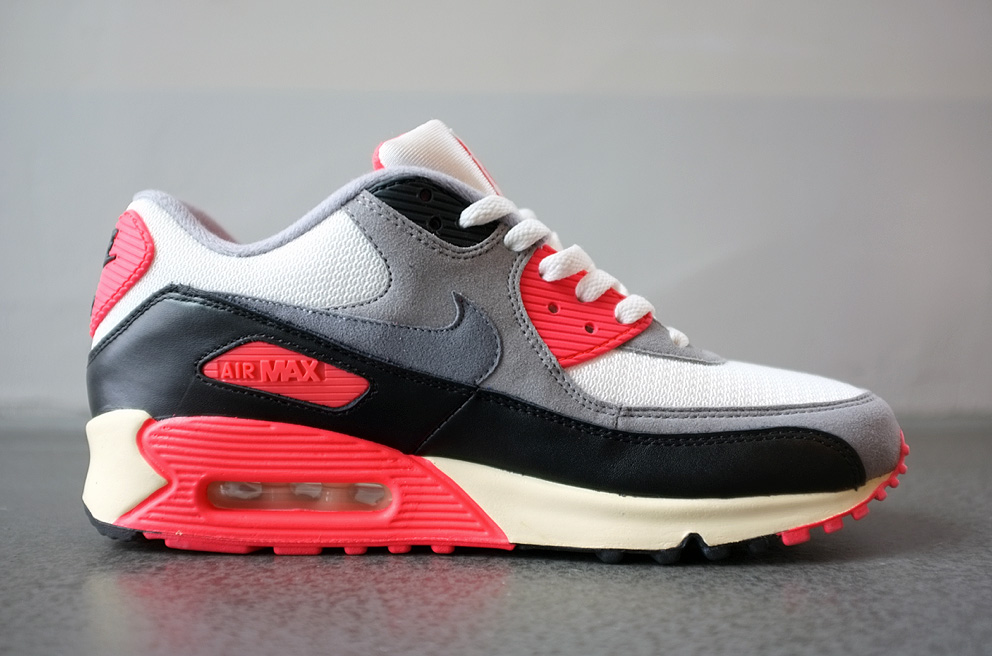 Then   Now    A Look Back At The History of The Original Air Max  90 ... 4eb0dd53e