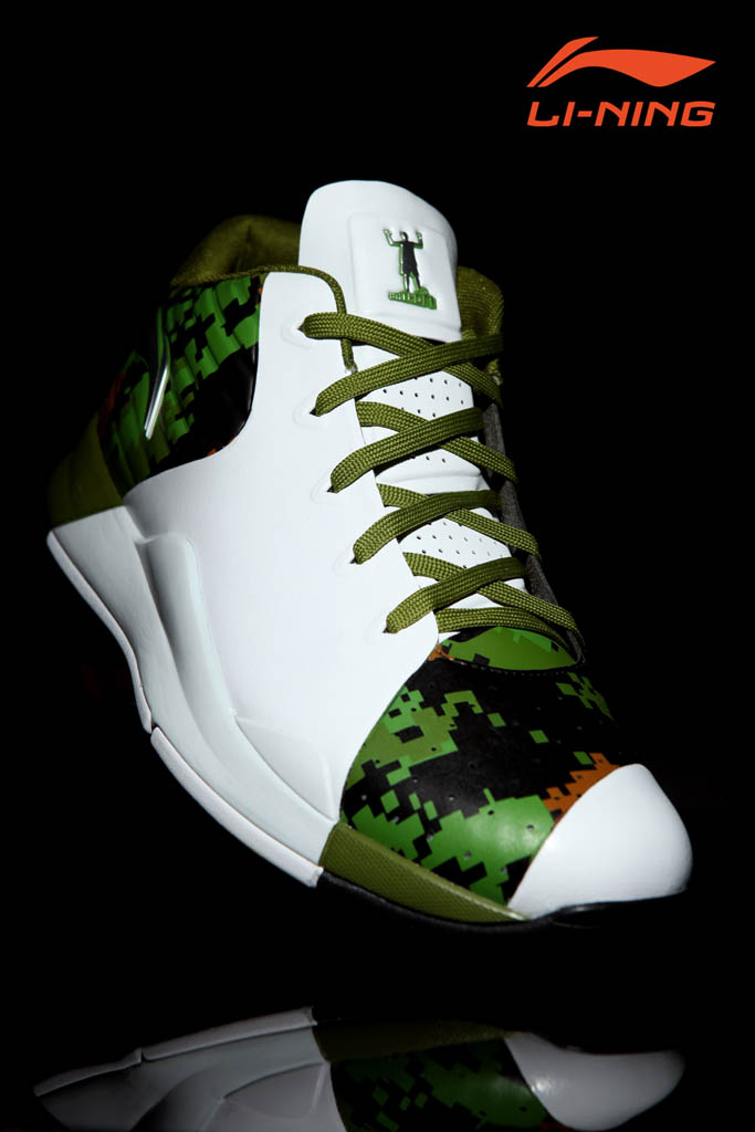 Li-Ning Yu Shuai VII - Jose Calderon Canadian Forces Player Exclusive (12)