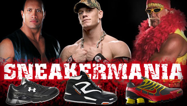 Sneakermania: Kicks Worn By Wrestlers In & Outside of the Ring