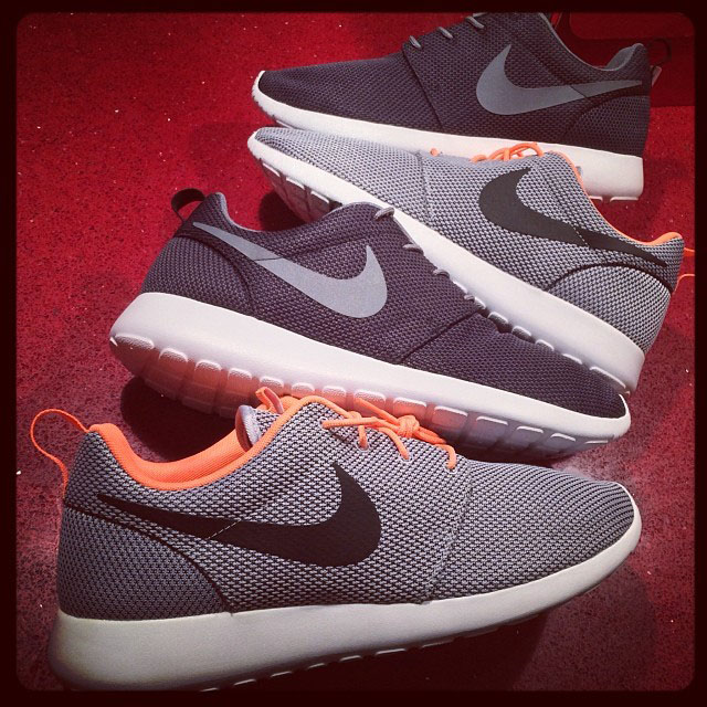 DJ Skee Picks Up Nike Roshe Run