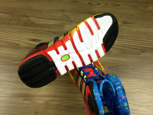 adidas D Howard 4 China World Tour G66535 (12)