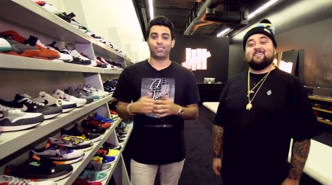 Nike Shoe Collection Pawn Stars