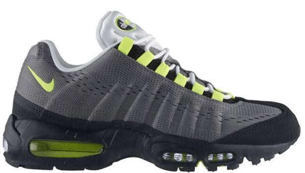 Nike Air Max '95 EM Cool Grey/Volt-Black-White