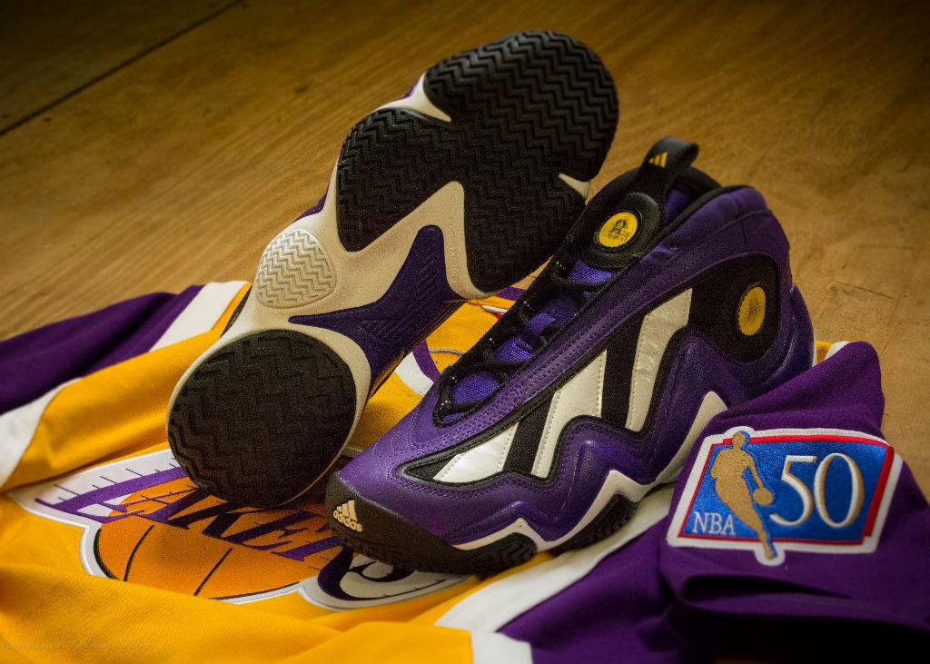 sports shoes 232c9 93e27 adidas Crazy 97 (EQT Elevation) Dunk Contest Purple Q33088 (8)