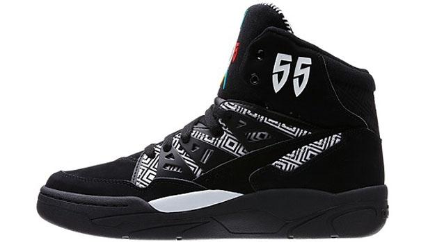 adidas Mutombo Black/Running White-Black