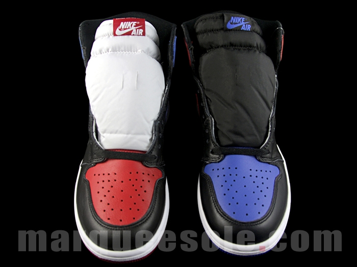 Air Jordan 1 Top Three Tongue