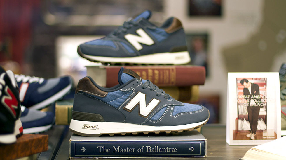 New Balance Reveals Great American Novels Collection at Archives Event (23)