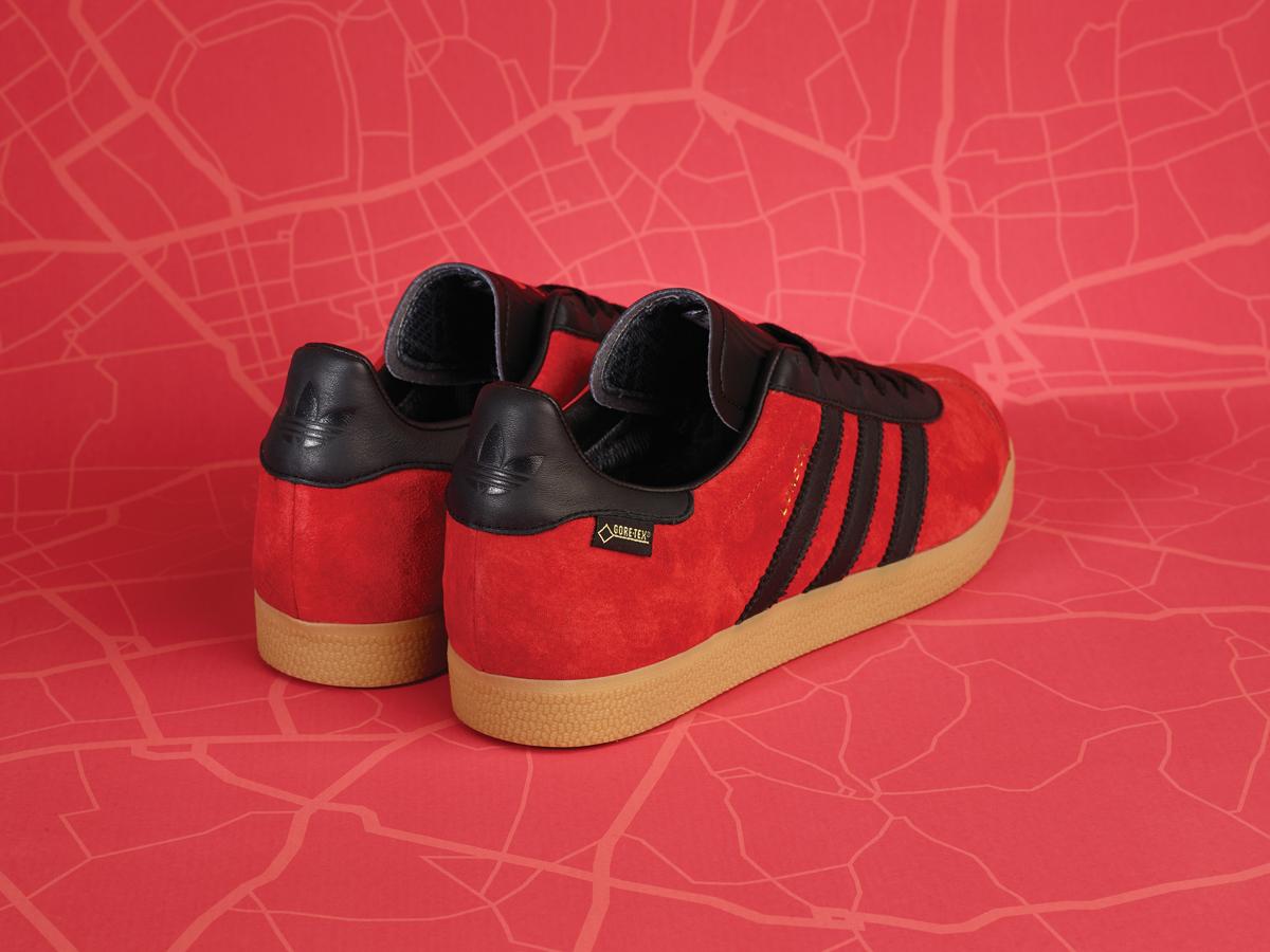 size  x Adidas Originals Gazelle GTX