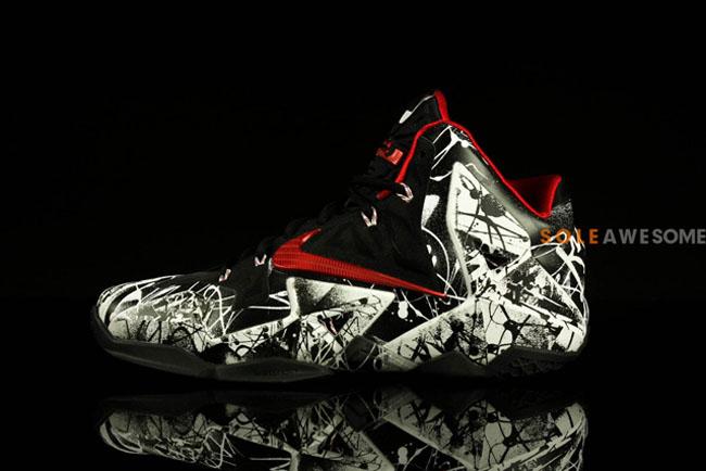 Nike LeBron 11  Graffiti     Release Date  725f1c529