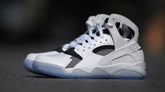 Nike Huaraches Hop on the Icy Sole Bandwagon | Sole Collector