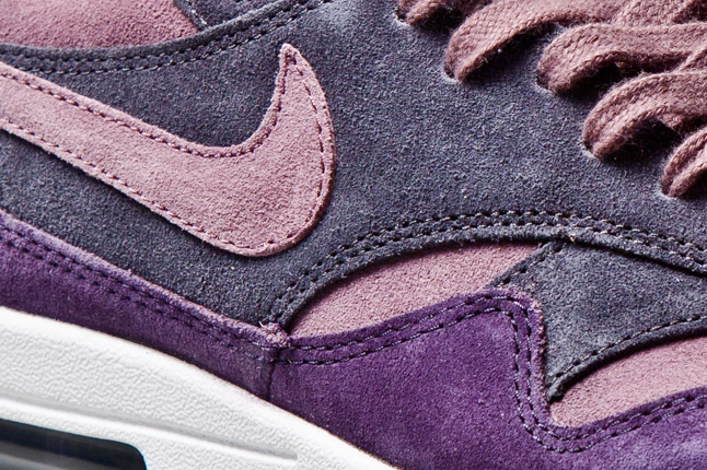Nike Air Max 1 Purple Suede Buy