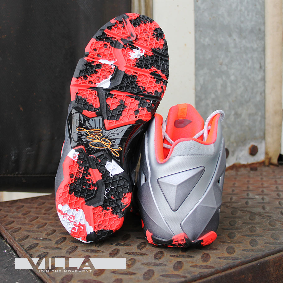 Nike LeBron 11 GS Team Collection (5)