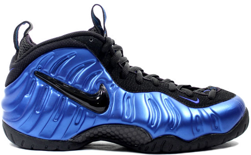 separation shoes 12798 50647 Nike Air Foamposite  The Definitive Guide to Colorways   Sole Collector