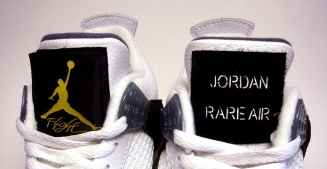 "5f29c34b5b72 Decoded  The ""Tour Yellow"" Air Jordan 4 was part of Jordan Brand s short  lived ""Rare Air"" series"