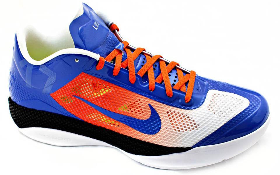 the latest 4315b e4f4e Nike Zoom Hyperfuse Low Jeremy Lin Rising Stars iD Knicks Shoes (1)