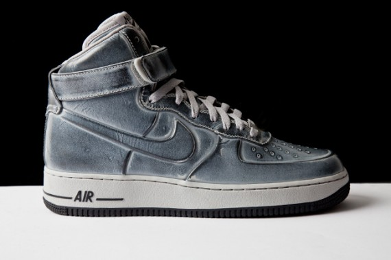 Nike Air Force 1 High VT Supreme - Pewter | Sole Collector