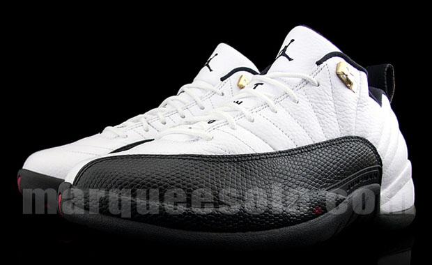 newest 0473e f4261 First Look: Air Jordan Retro 12 Low -