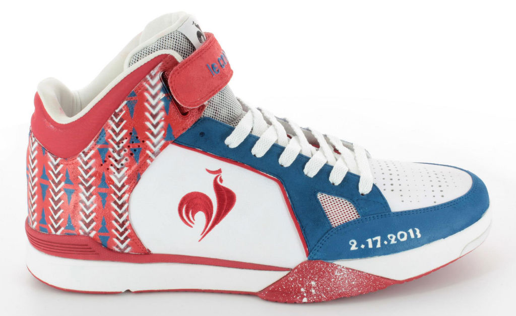 Le Coq Sportif Joakim Noah 3.0 All-Star (6)