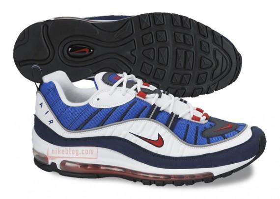 Nike Air Max '98 - 2014 Retro | Sole
