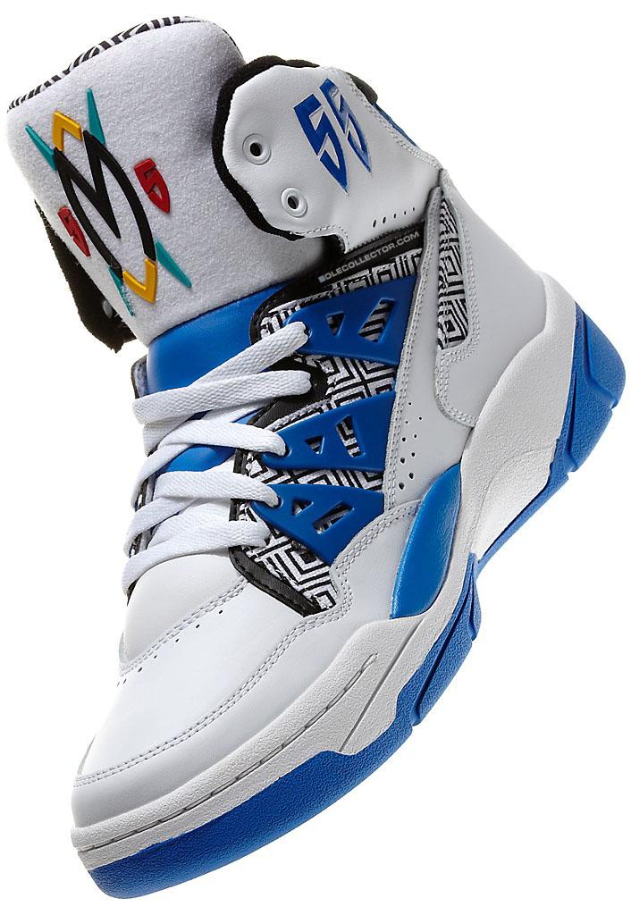adidas Mutombo White/Blue G99903 (3)