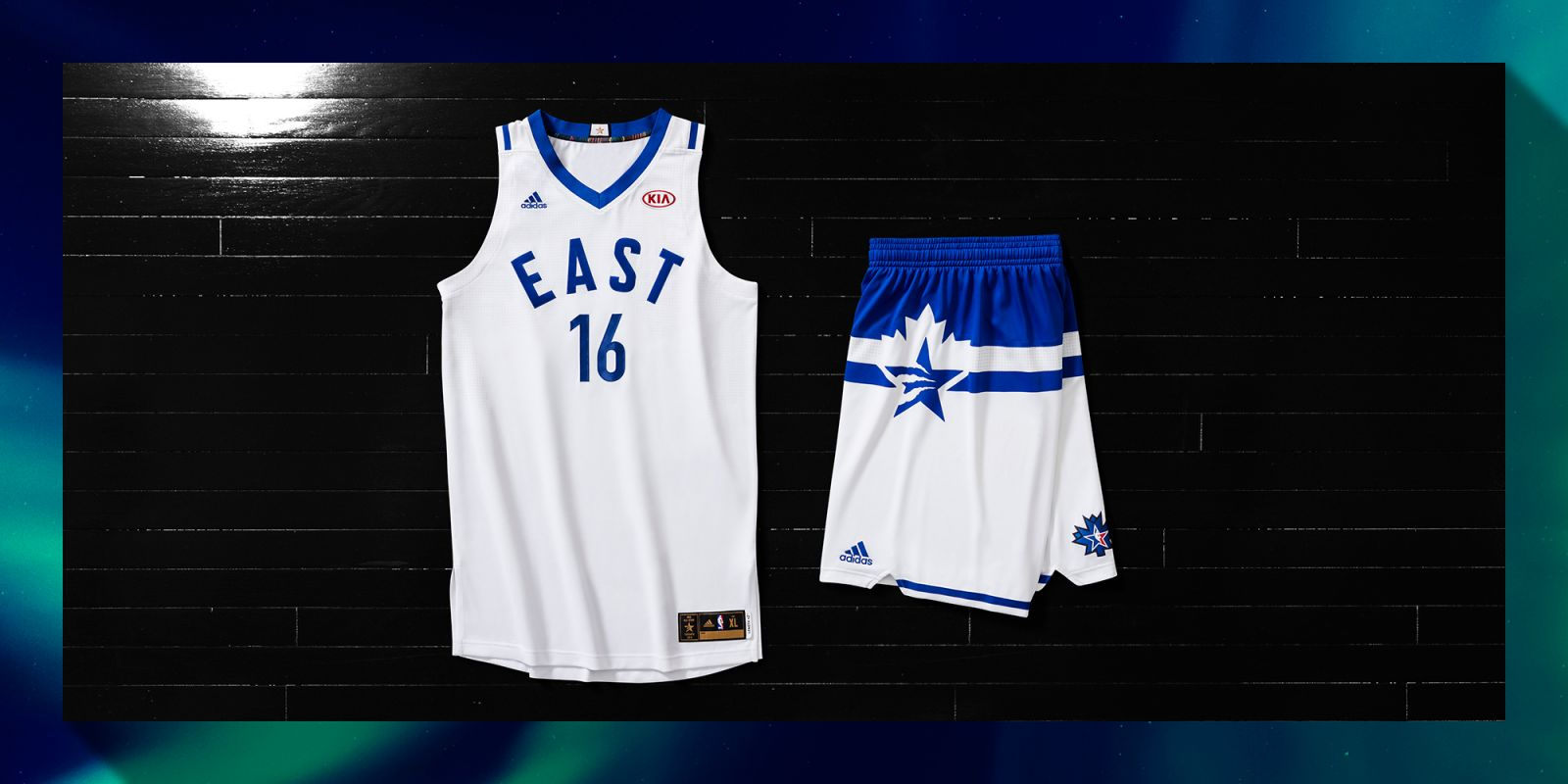 hot sale online 80baa a8cb8 Here Are the 2016 NBA All-Star Jerseys   Sole Collector