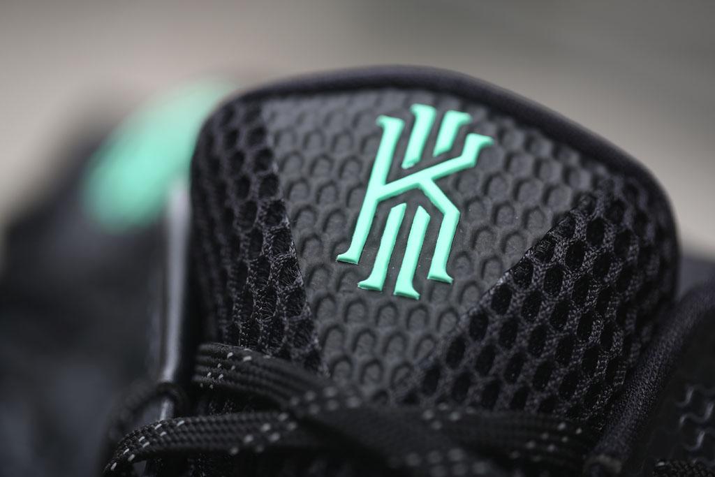 793adba1425 The  Green Glow  Nike Kyrie 1 In Clear View