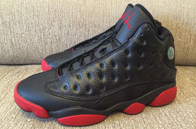 Air Jordan XIII 13 Bred Holiday 2014 (4)