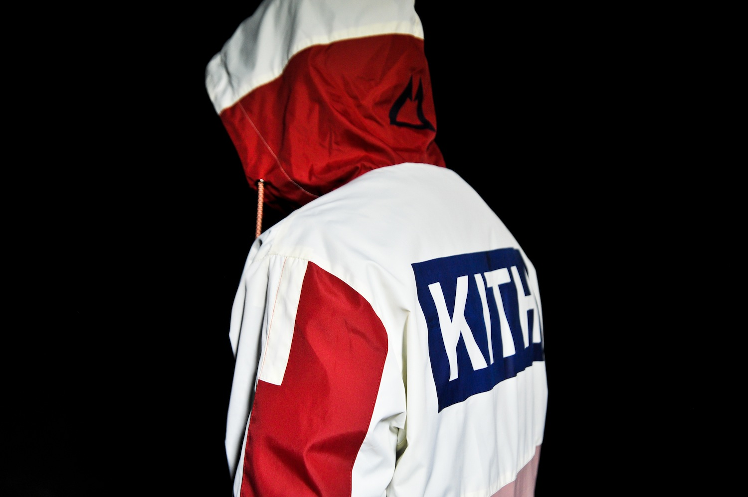 Kith Volcano Capsule Collection Madison Windbreaker