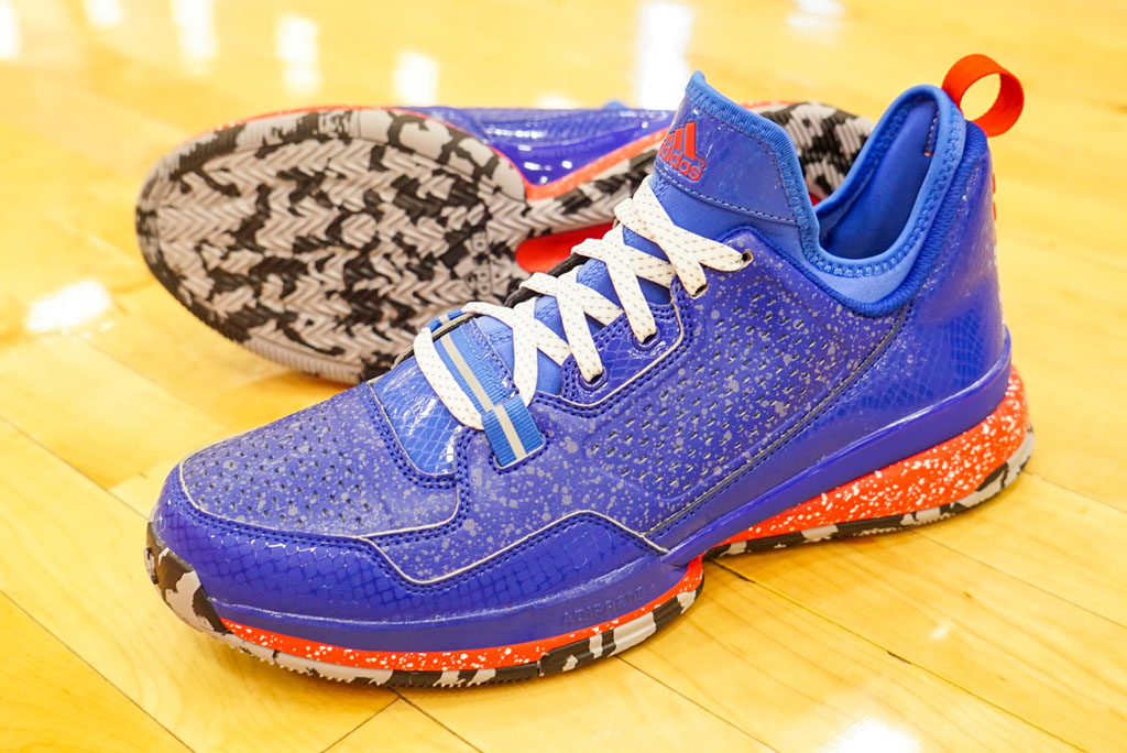 adidas D Lillard 1 Kick & Roll Kiel Colon Cancer