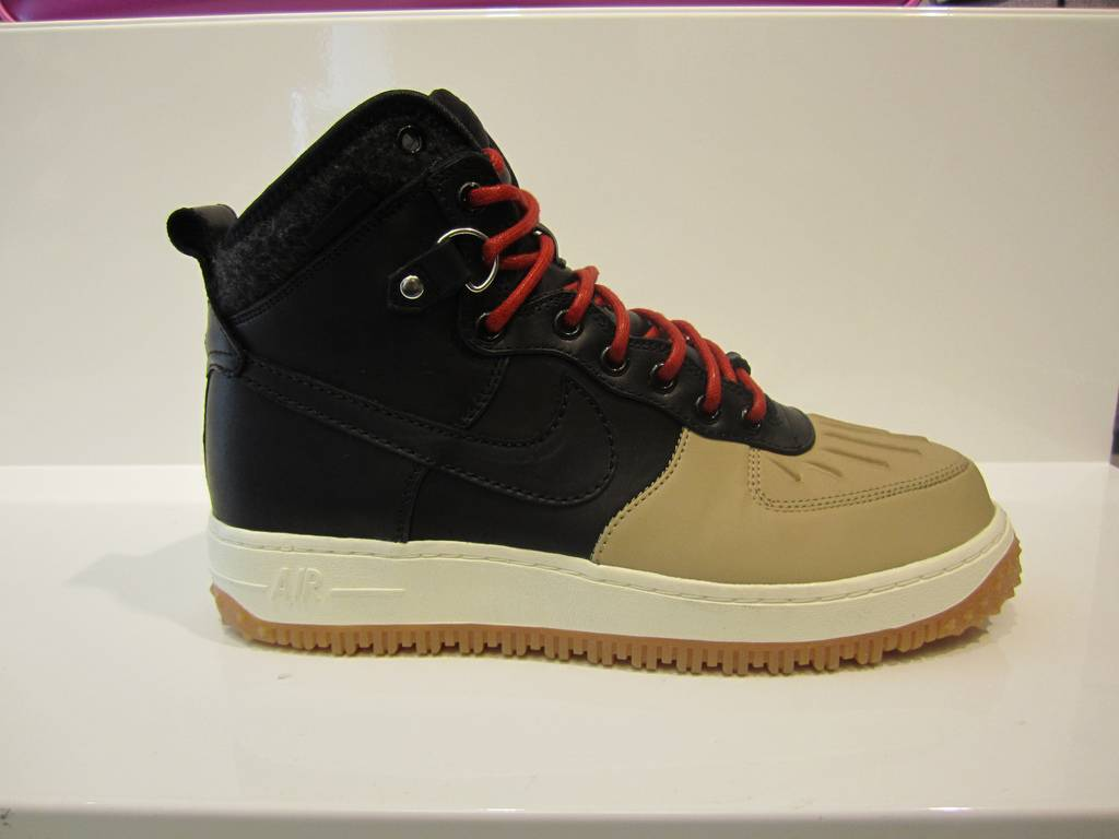 Nike Air Force 1 Duck Boot Fall Winter 2011 Sole Collector