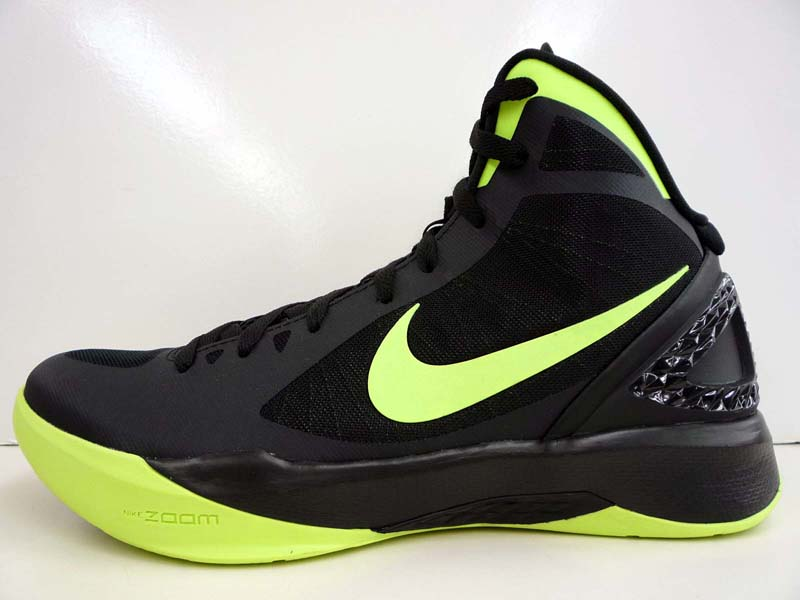 Nike Zoom Hyperdunk 2011 - Black/Volt | Sole Collector
