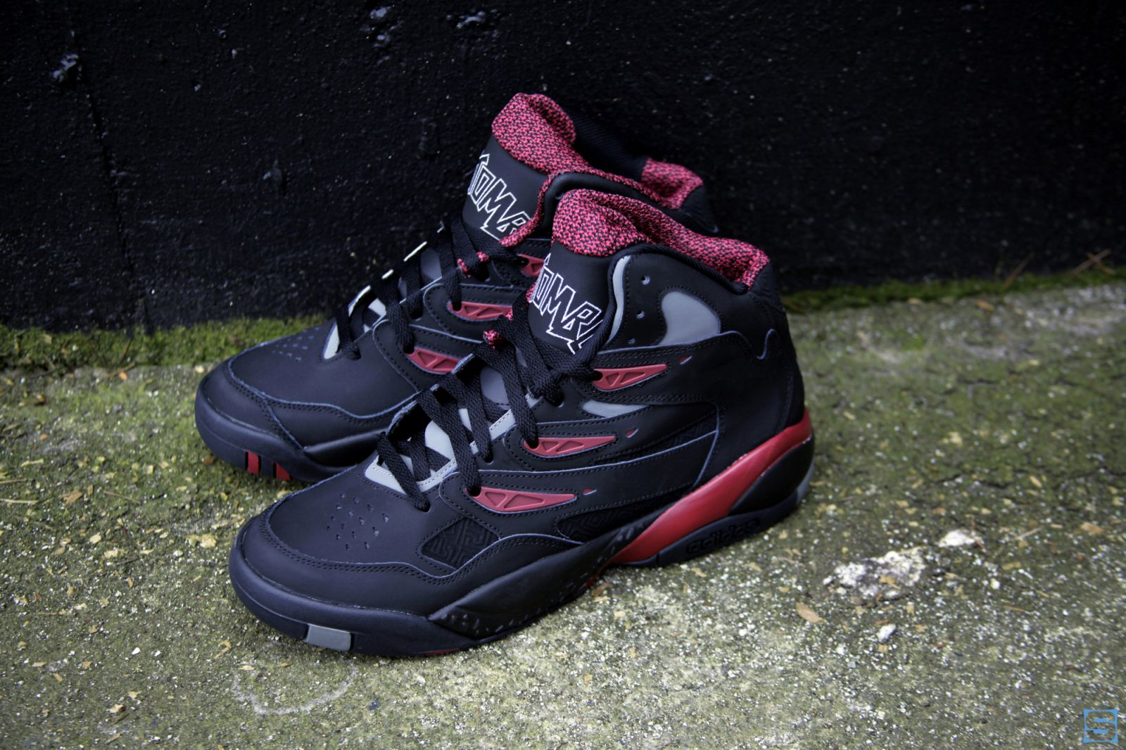 timeless design 8ad50 8337e Exclusive Look at the adidas Mutombo 2