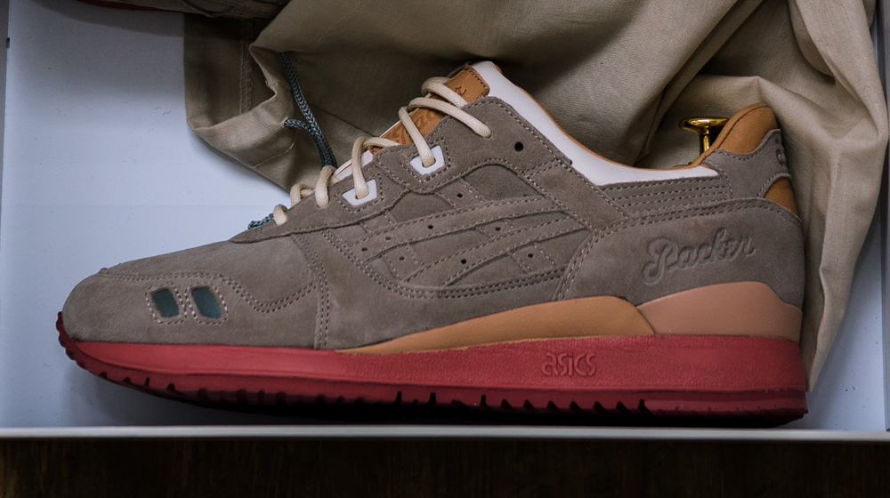 Release Date: Packer Shoes x Asics Gel Lyte III 'Dirty Buck' | Sole
