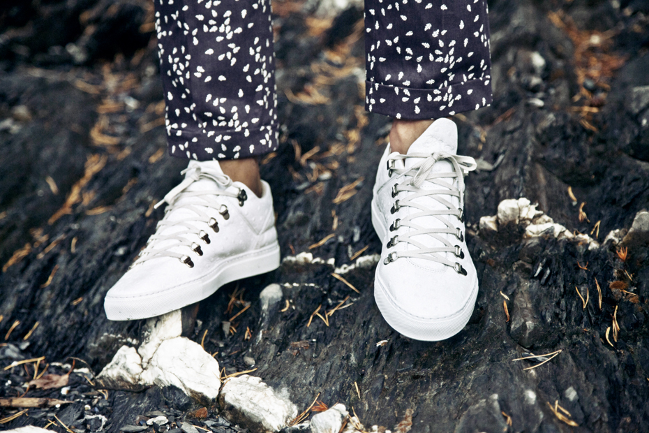 Filling Pieces AW 13 Mountain Cut white