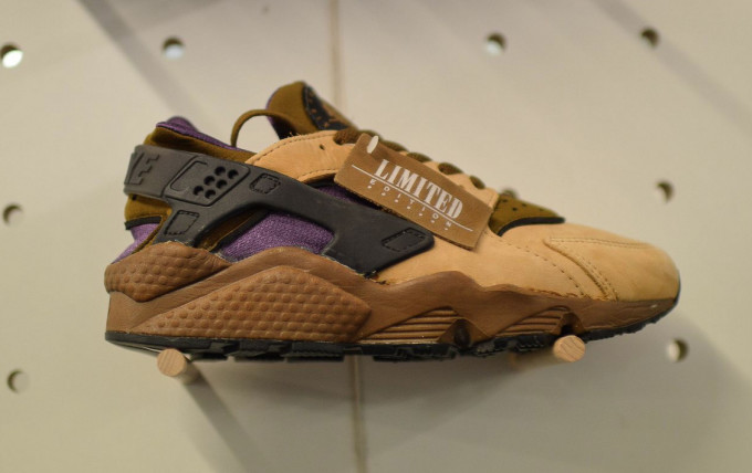 Study Your Collector With Huarache History This Nike Air ExhibitSole 29WDHEI
