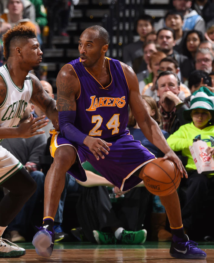 Kobe Bryant Debuts Nike Kobe 11 in Boston (7)