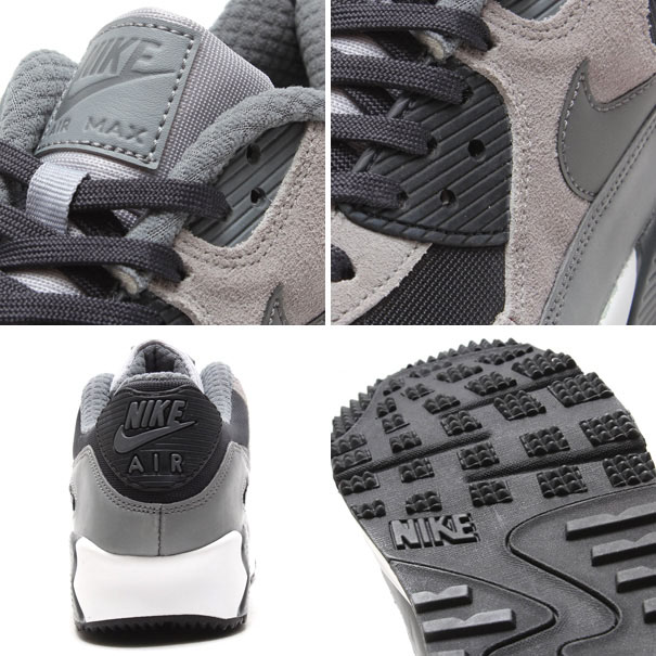 Nike Air Max 90 Winter PRM Cool Grey 683282-001 (3)