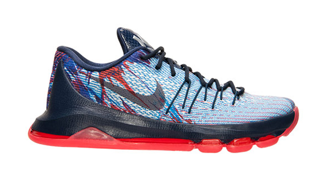 low priced 875f7 d9d5f Finally a Clear Look at the 'USA' Nike KD 8 | Sole Collector