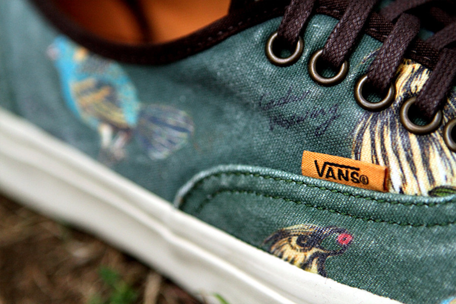 73a2d31347 Look for the Authentic Bird Pack at your local Vans California retailer  like Kith NYC.