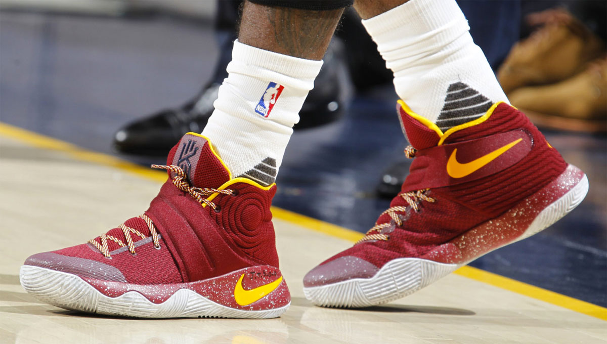 86256706066e SoleWatch  Kyrie Irving Wears Another Nike Kyrie 2 PE